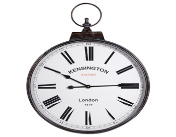 'Kensington Station' Wall Clock