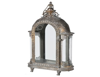 Ornate Arc Top Lantern